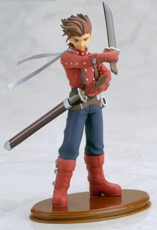 main photo of One Coin Figure Tales of Symphonia: Lloyd Irving