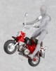 photo of ex:ride.006: Minibike: Red