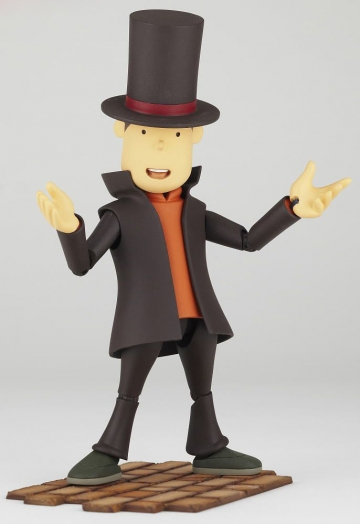 main photo of Revoltech Yamaguchi Series No.086 Professor Layton