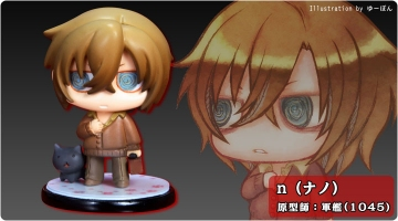 main photo of One Coin Collection Togainu no Chi: Nano