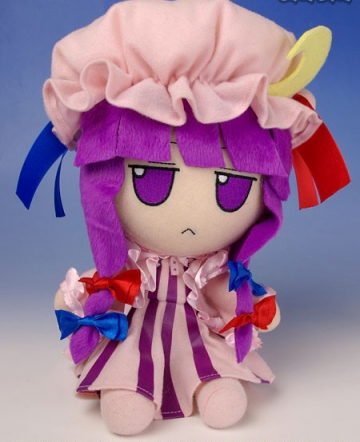 main photo of Touhou Project Plush Series 05: Patchouli Knowledge