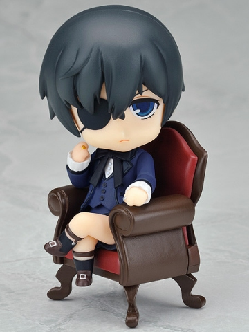 main photo of Nendoroid Ciel Phantomhive