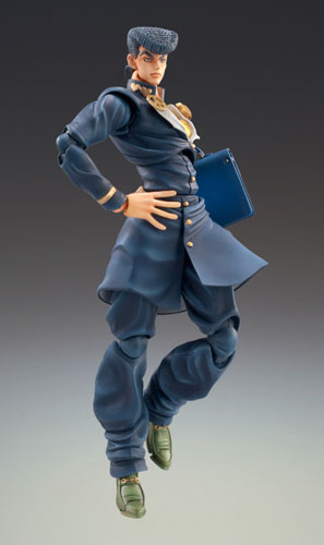 main photo of Super Action Statue 15 Josuke Higashikata