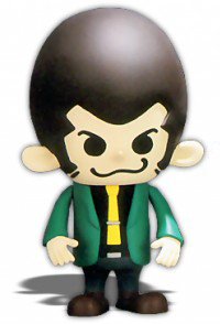 main photo of Lupin the 3rd PansonWorks DX Soft Vinyl Figure 1 ver.