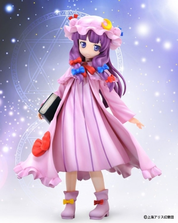 main photo of Patchouli Knowledge Normal Color ver.