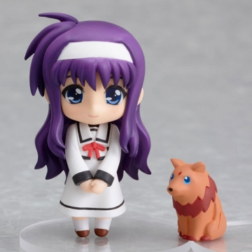 main photo of Nendoroid Petite: Mahou Shoujo Lyrical Nanoha The MOVIE 1st: Suzuka Tsukimura