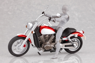 main photo of ex:ride.007: American Bike: Red
