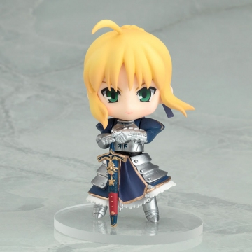 main photo of Nendoroid Petite Fate/Stay Night: Saber Caliburn Ver