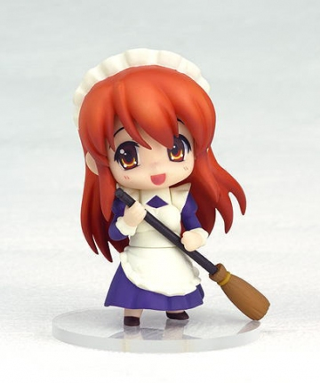 main photo of Melancholy of Haruhi Suzumiya Nendoroid Petite #02 Mikuru Asahina