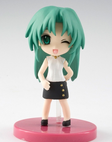 main photo of Higurashi Daybreak Portable Mega Edition Limited Box: Shion Sonozaki