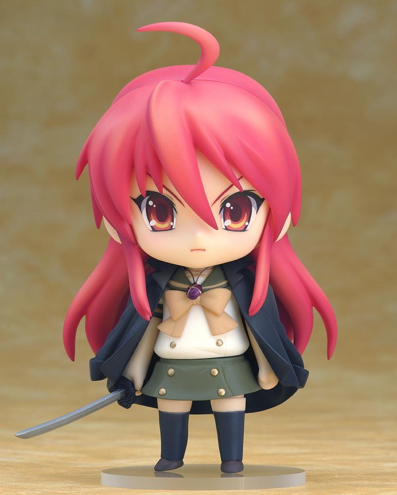 Nendoroid Shana Burning Hair and Eyes Ver - My Anime Shelf
