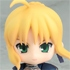 Nendoroid Petite Fate/Stay Night: Saber Caliburn Ver