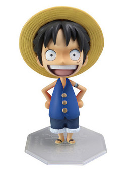 main photo of P.O.P Mugiwara Theater Limited Monkey D. Luffy Sabaody ver.