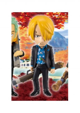 main photo of One Piece World Collectable Figure ~Strong World~ ver.4: Sanji