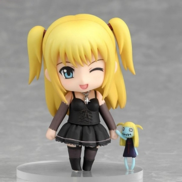 main photo of Nendoroid Petite: Death Note - Case File #01: Misa Smile Ver.