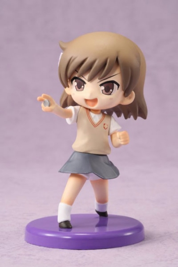 main photo of Toys Works Collection 2.5 To Aru Majutsu no Index: Misaka Mikoto