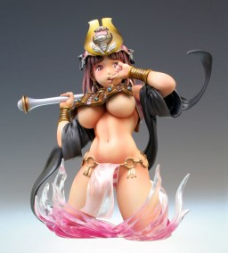 main photo of Queen's Blade Chozo Collection Vol.2: Menace 2P Color