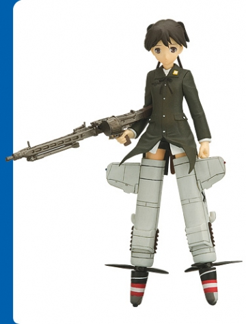 main photo of Strike Witches Figure Collection #2: Gertrud Barkhorn