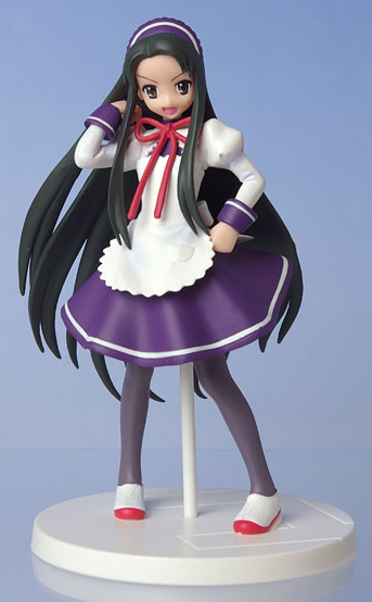 main photo of Figure Meister The Melancholy of Haruhi Suzumiya: Tsuruya Waitress ver.