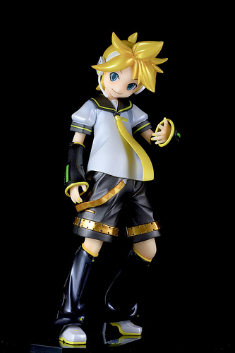 main photo of Kagamine Len
