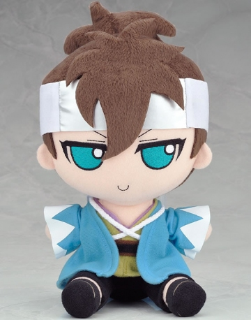 main photo of Hakuouki Plushie Series 04: Heisuke Toudou