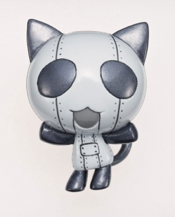 main photo of Hanamaru Kindergarten Sakura Class's Panda-neko metal ver.