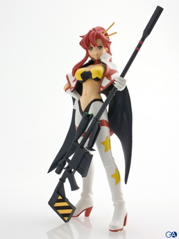 main photo of Bandai Chouzoukei Damashii Gurren Lagann: Yoko Space Look Ver.
