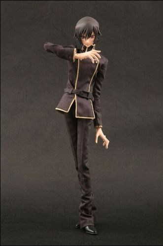 main photo of Project BM! No.13 Lelouch Lamperouge Fashion Doll School Uniform Ver.