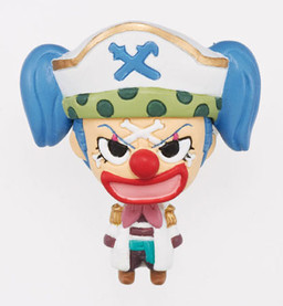 main photo of Buggy the Clown Chara Fortune - Marine Ford Ver.