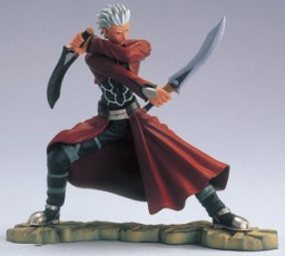 main photo of Fate/stay night Collection Figure -Battle Combination-: Archer