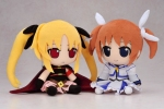 photo of Nendoroid Plus Plushie Series 10: Takamachi Nanoha