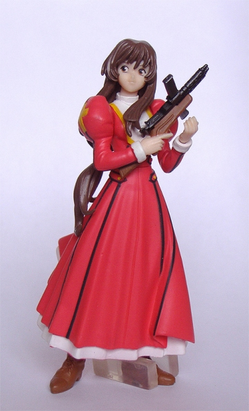 main photo of HGIF Sakura Wars #1: Erica Fontaine