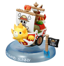 main photo of OP Wobbline Pirate Ships Collection: Thousand Sunny