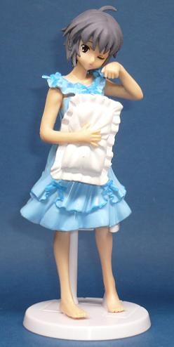 main photo of HGIF The Melancholy of Haruhi Suzumiya #4: Yuki Nagato Blue Pajama Ver