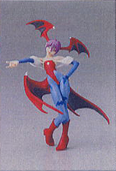 main photo of Capcom Figure Collection - Morrigan & Lilith: Lilith - B