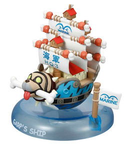 main photo of OP Wobbline Pirate Ships Collection: Monkey D. Garp