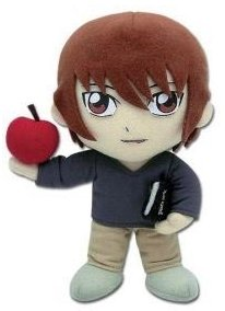 main photo of Great Eastern Death Note Plushies: Yagami Light