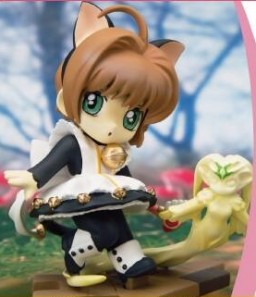 main photo of Clamp In 3-D Land Series 8: Kinomoto Sakura