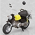 ex:ride.006: Minibike: Yellow