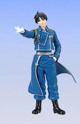 main photo of Bandai Hagane no Renkinjutsushi Brotherhood HGIF Series: Roy Mustang