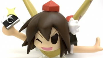 main photo of Tora no Ana Touhou Sofubi: Shameimaru Aya