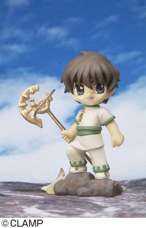 main photo of Clamp In 3-D Land Series 2: Syaoran