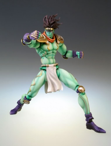 main photo of Super Action Statue Star Platinum