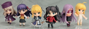 photo of Nendoroid Petite Fate/Stay Night: Rin Spell Ver