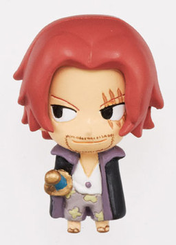 main photo of Red-Haired Shanks Chara Fortune - Marine Ford Ver.