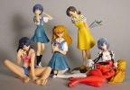 photo of HGIF Sadamoto Yoshiyuki Collection: Ayanami Rei