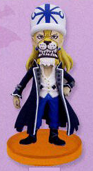 main photo of One Piece World Collectable Figure ~Halloween Special~: Absalom