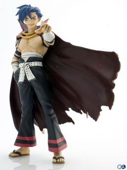 main photo of Bandai Chouzoukei Damashii Gurren Lagann: Kamina #B