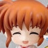 Nendoroid Petite: Mahou Shoujo Lyrical Nanoha The MOVIE 1st: Nanoha Takamachi (Casual ver.)