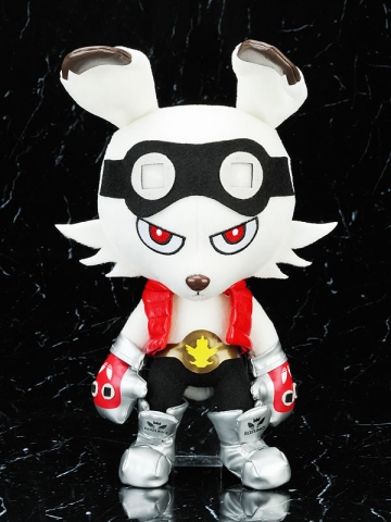 main photo of Summer Wars King Kazuma Plushie